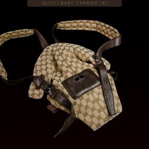 096788984ccc Gucci Bags | Diaper Bag W Baby Carrier And Bottle Holder | Poshmark
